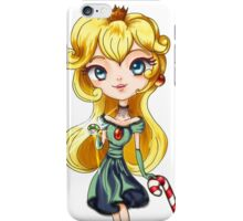 Chibi Peach iPhone Case/Skin