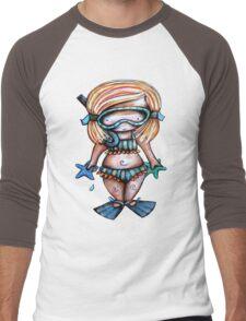 Stargazer TShirt Men's Baseball ¾ T-Shirt