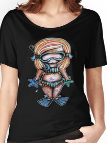 Stargazer TShirt Women's Relaxed Fit T-Shirt