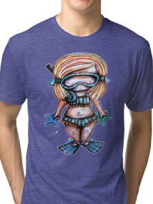 Stargazer TShirt Tri-blend T-Shirt