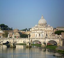 Sunday morning in Rome by Mui-Ling Teh