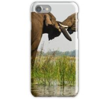 Time to play elephant style iPhone Case/Skin