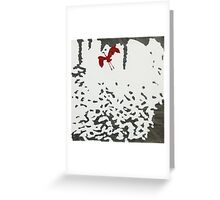 Liberated Soul Greeting Card