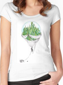 Emerald City Women's Fitted Scoop T-Shirt