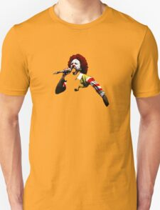 Rage Against the McCheese Unisex T-Shirt