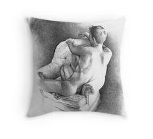 Whatever - recline I Throw Pillow