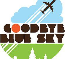 Goodbye Blue Sky by mandu-pl