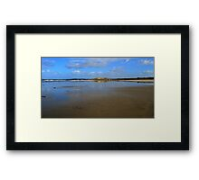 It's a Secret! Framed Print