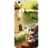 Puss in boot iPhone Case/Skin