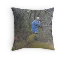 My Hunters Throw Pillow
