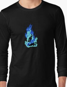 Self-Immolation Long Sleeve T-Shirt