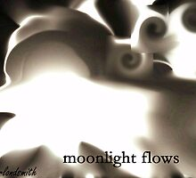 MOONLIGHT FLOWS by Michelle BarlondSmith