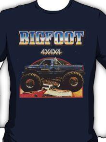 Big Foot 4x4x4 T-Shirt