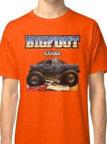Big Foot 4x4x4 Classic T-Shirt
