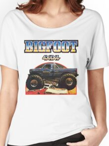 Big Foot 4x4x4 Women's Relaxed Fit T-Shirt