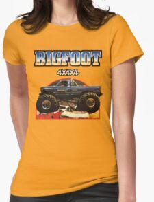 Big Foot 4x4x4 Womens T-Shirt