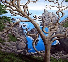Monterey Cypress by fbkohli