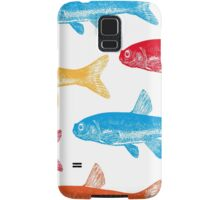 Colourful Fish Samsung Galaxy Case/Skin