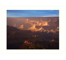 Grand Canyon Vista No. 8 Art Print