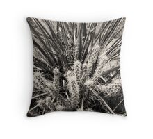 Yucca & Cactus No. 2 Throw Pillow