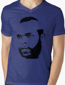 Mr. T T-Shirt Mens V-Neck T-Shirt