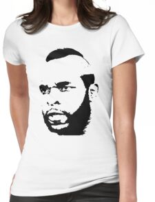 Mr. T T-Shirt Womens Fitted T-Shirt