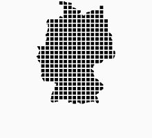 Germany pixel map Unisex T-Shirt