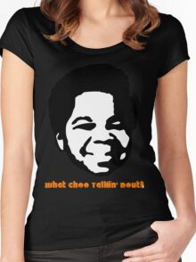 Gary Coleman Women's Fitted Scoop T-Shirt