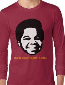 Gary Coleman Long Sleeve T-Shirt