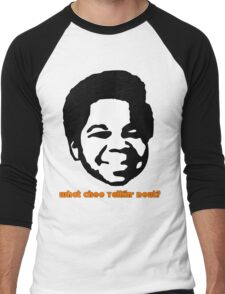Gary Coleman Men's Baseball ¾ T-Shirt