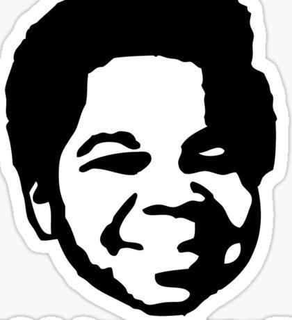 Gary Coleman Sticker