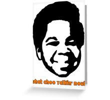 Gary Coleman Greeting Card