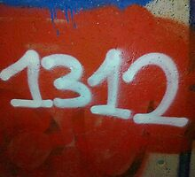 1312 ACAB by Peany