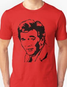Peter Falk Columbo Unisex T-Shirt