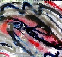 Pintado en Vidrio by RoyAllen Hunt