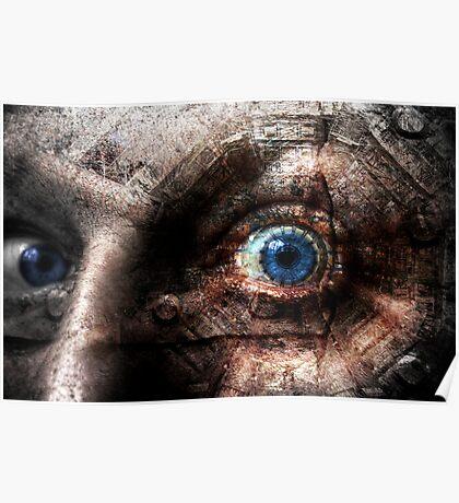 The marvellous human eye Poster