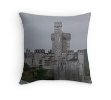 Blackrock Castle Throw Pillow
