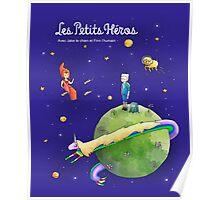 Les Petits Heros Poster