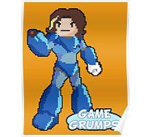 Mega Grump (Arin) Poster