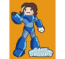Mega Grump (Arin) Photographic Print