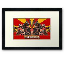 Team Fortress 2 Poster Framed Print
