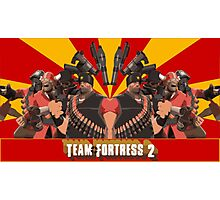 Team Fortress 2 Poster Photographic Print