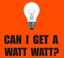 Watt Watt Light Bulb Kids Clothes
