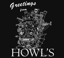 Greetings from Howl's by Dr4Cu74