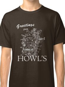 Greetings from Howl's Classic T-Shirt