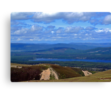 Cairngorm view II Canvas Print