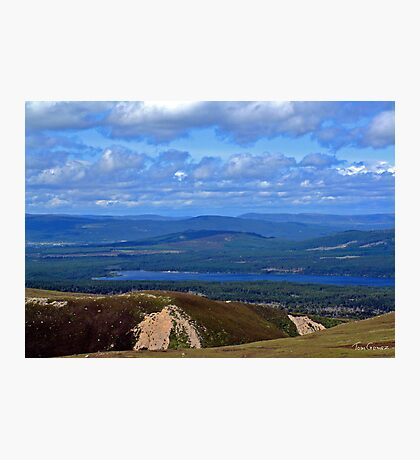 Cairngorm view II Photographic Print