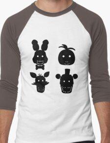 Five Nights at Freddy's Men's Baseball ¾ T-Shirt