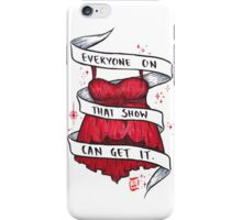 The Red Thing iPhone Case/Skin