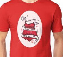 The Red Thing Unisex T-Shirt